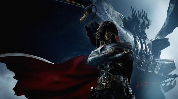 Vesoljski pirat kapitan Harlock prihaja v kino (foto: Karantanija)