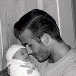 Hčerka Harper Seven je najraje v očkovi družbi. (foto: Profimedia)