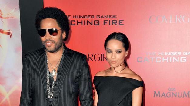 Lenny in Zoe Kravitz  (foto: Profimedia)