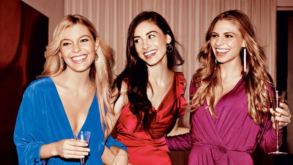 3 namigi za odklop s prijateljicami (foto: chris clinton)