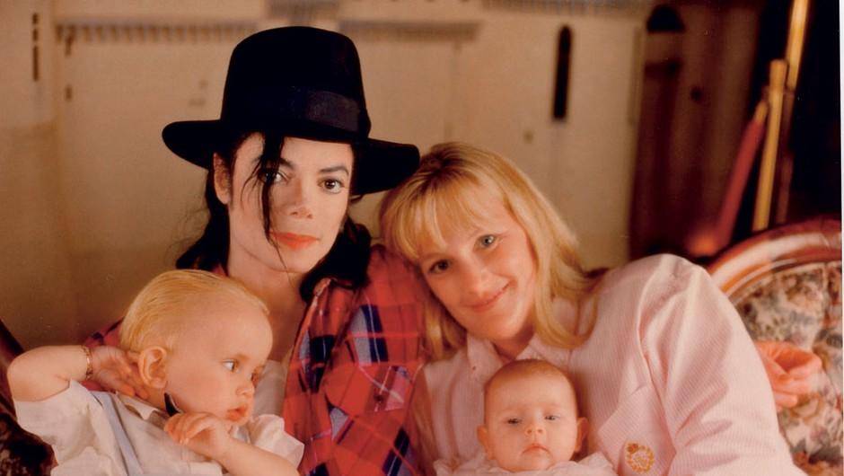 Michael je bil z medicinsko  sestro poročen od 14. novembra  1996 do 8. oktobra 1999.  (foto: Profimedia)