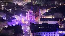 Romantični december na Ljubljanskem gradu