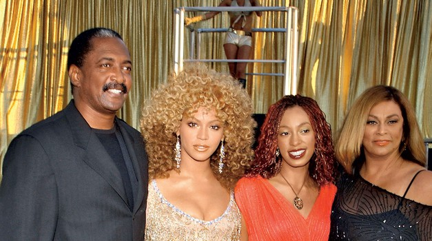 Mathew in Beyonce Knowles (foto: Profimedia)