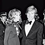 Z aktivistko Lolo Van Wagenen je bil poročen med letoma 1958 in 1985.  (foto: Profimedia)