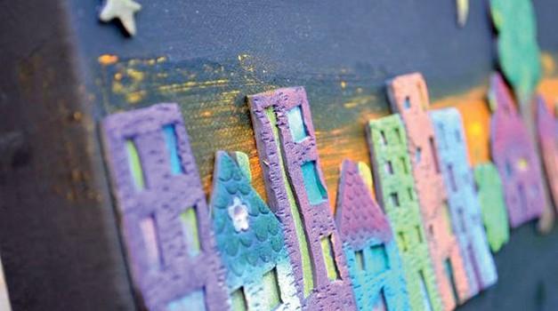Glinene kreacije ustvarjalke Marjane Cajhen (foto: osebni arhiv)