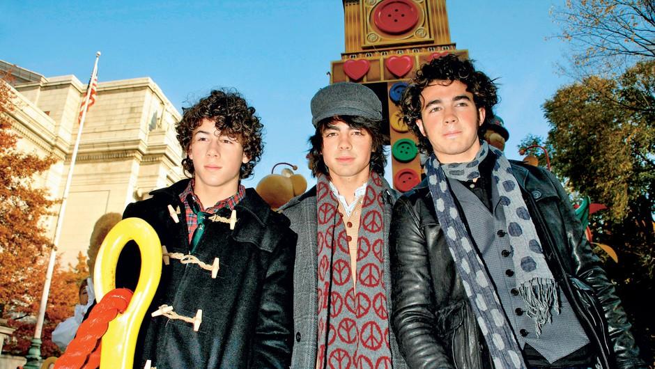 Kevin, Joe in Nick Jonas (foto: Profimedia)