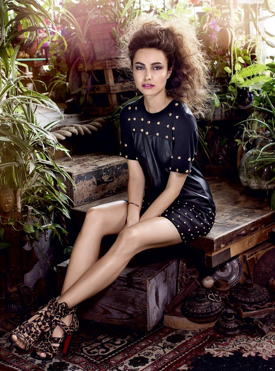 Srivnostna modna zapeljivost (foto: Iris Brosch, Primož Predalič, promocijsko gradivo)