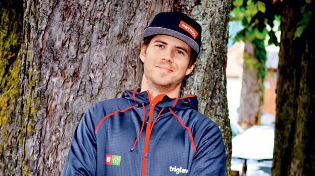 Ena na ena z Žanom Koširjem, olimpijskim reprezentantom (foto: Osebni arhiv)