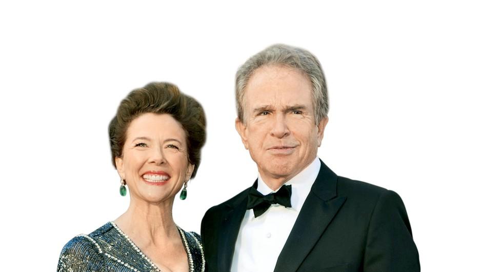 Annette in njen soprog Warren Beatty imata štiri otroke, a skrbita za njihovo zasebnost in jih skrivata pred javnostjo.  (foto: Profimedia)