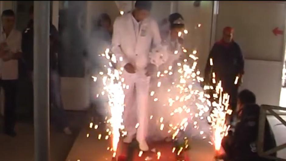 Nočemo niti vedeti, kam sta šla na medene tedne ... (foto: YouTube)
