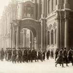 Vojaška parada pred carjevo palačo (foto: profimedia)