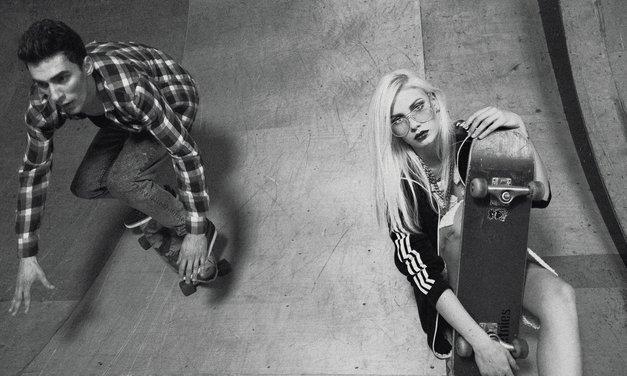 Nina Šušnjara za novodobne 'skejterje' (foto: Story press)