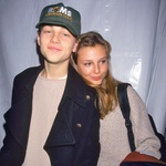Maja 1994 je v nekem newyorškem hotelu razdevičil takrat 17-letni supermodel Bridget Hall. (foto: Profimedia)