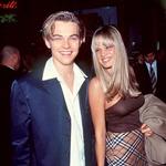 Na premiero romantične drame Romeo + Julija je prišel z modelom Kristen Zang. (foto: Profimedia)