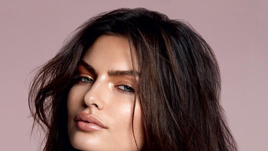 Nežen, seksi in naraven make-up: Bronasta na kvadrat (foto: Cosmo)