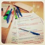 2. Se uspešno borile z izpiti in nadležnim učenjem.  (foto: cosmo)