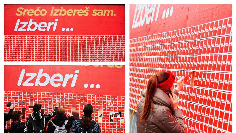 Dorina srečo delila z več kot 300 ljubitelji čokolade (foto: Filip Djurić)