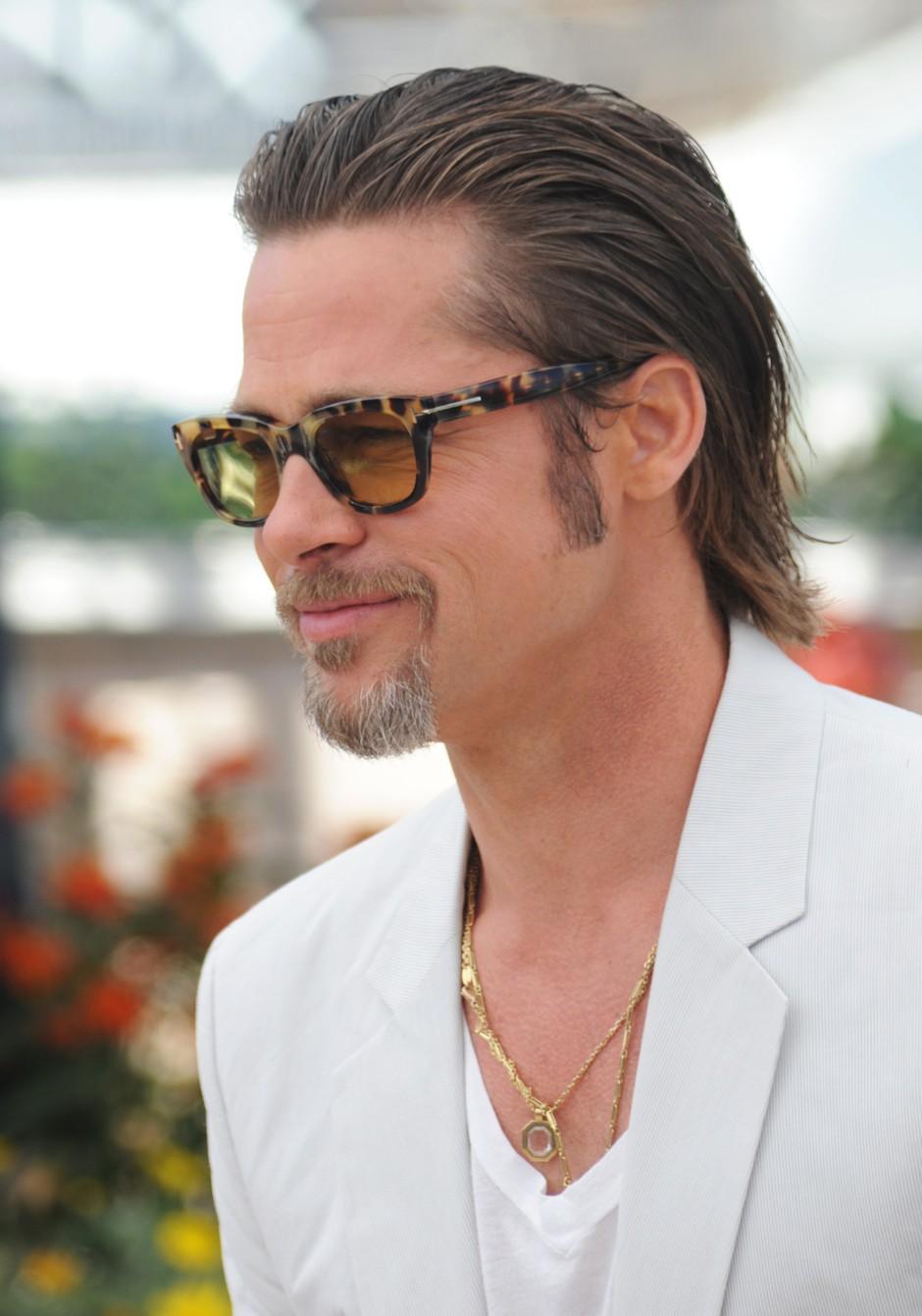 Brad Pitt - od okrogloličnega dečka do zvezdnika