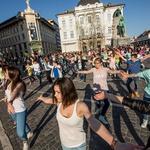 Fotogalerija: mednarodni dan sreče v sLOVEniji! (foto: Anže Krže)