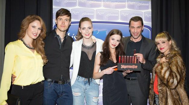 Strokovno komisijo so sestavljali Anamarija Avbelj, Jure Rugani, Adrijana Brečko, Bojan Ilijanič in Polona Jambrek. (foto: Luka Brataševec)