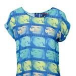 Majica, Andy Warhol by Pepe Jeans (85 €) (foto: PROFIMEDIA/firstview, primož predalič, promocijsko gradivo)