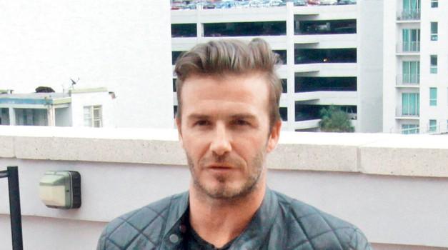 David Beckham naj bi imel afero z osebno asistentko. (foto: Profimedia)