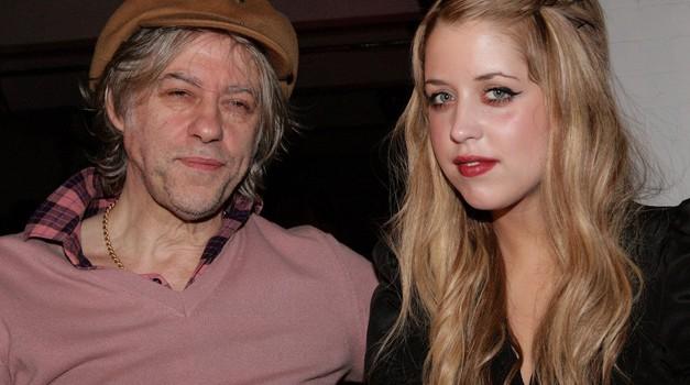 Bob Geldof umrli hčeri v spomin (foto: profimedia)