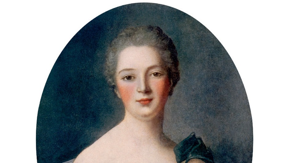 Madame de Pompadour na sliki Jean-Marca Nattiera iz leta 1748. (foto: shutterstock (Lisa))