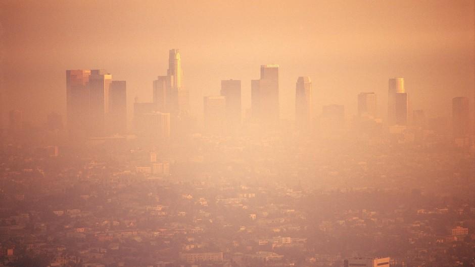 Onesnaženost zraka kriva smrti sedmih milijonov ljudi (foto: profimedia)