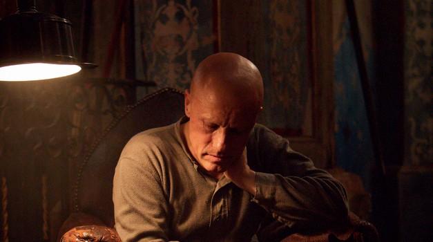V filmu glavno vlogo igra Christoph Waltz (Qohen Leth), ki je za vlogo nacističnega polkovnika Lande v Tarantinovih Neslavnih barabah prejel številne nagrade: SAG, BAFTA, zlati globus, zlato palmo v Cannesu in oskarja. (foto: revija Lea)