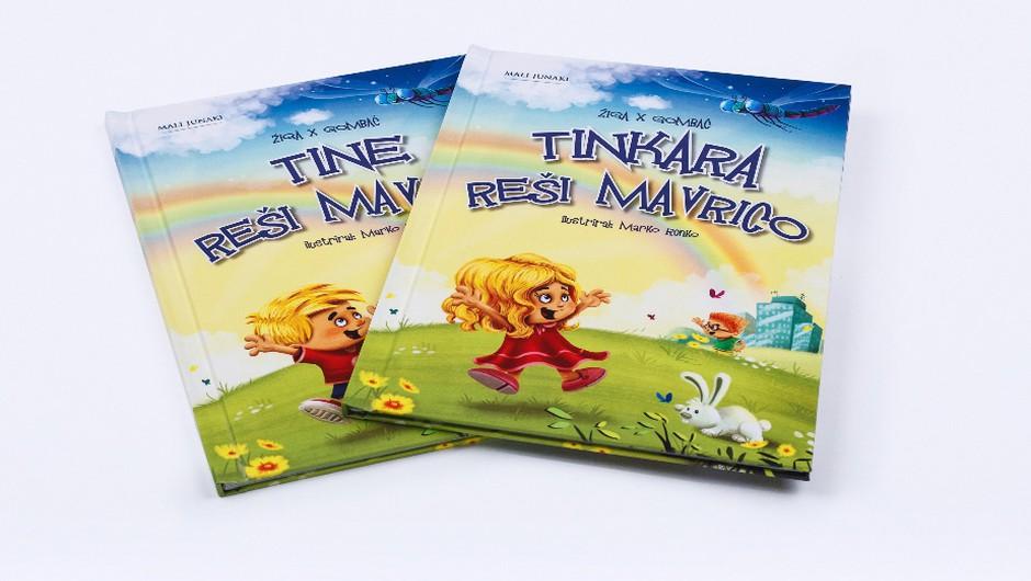 Nove personalizirane knjige Mali junaki (foto: Mali junaki)