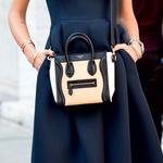 Elegantne obleke z žepi so zakon, saj naredijo resen kos bolj zanimiv in zabaven.   (foto: Profimedia, Primož Predalič)