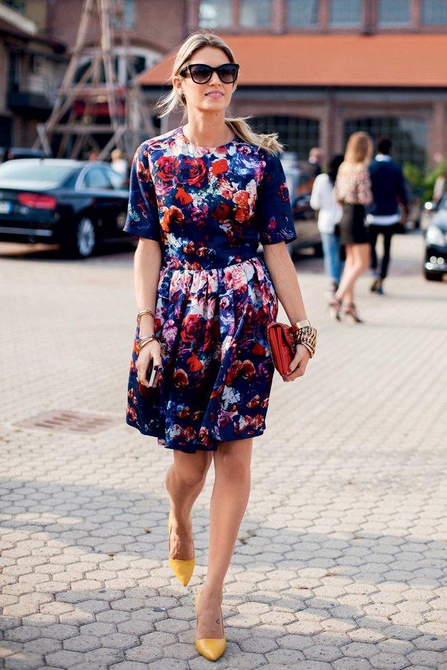 Vzorci so modni magnet ... (foto: Profimedia, Primož Predalič)