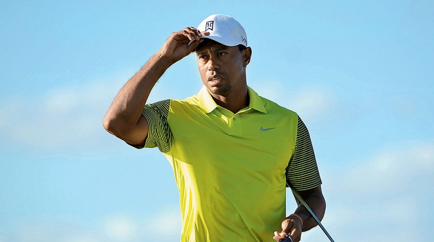 Tiger Woods (foto: Profimedia)