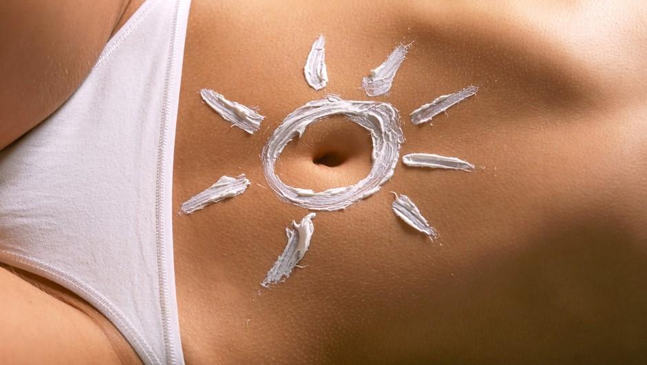 Znaš pravilno uporabljati sončne kreme? (foto: profimedia)