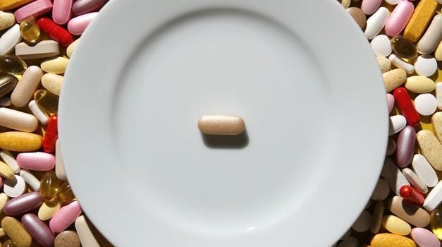 Iskanje čudežne tabletke za hujšanje se nadaljuje ... (foto: profimedia)
