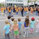 Fotogalerija z maturantske parade in plesa 2014 v Ljubljani (foto: Sašo Radej)
