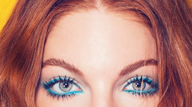 Ne boj se barv! Z njimi poslikaj oči, ustnice in nohte (foto: Peter Pedonomou, Getty Images, Profimedia, Studio 33)