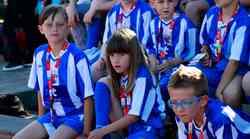 Fotogalerija z dobrodelnega nogometnega turnirja Goal for kids
