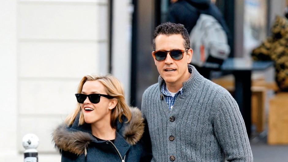 Reese je Jima spoznala v nekem nočnem klubu. (foto: Profimedia)