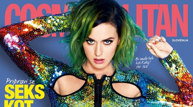 Katy Perry je nova Cosmo zvezda  (foto: Cosmo)