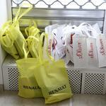 Sponzorji projekta Renault, s.Oliver in Nova KBM so za pripravnike pripravili lepa darila.