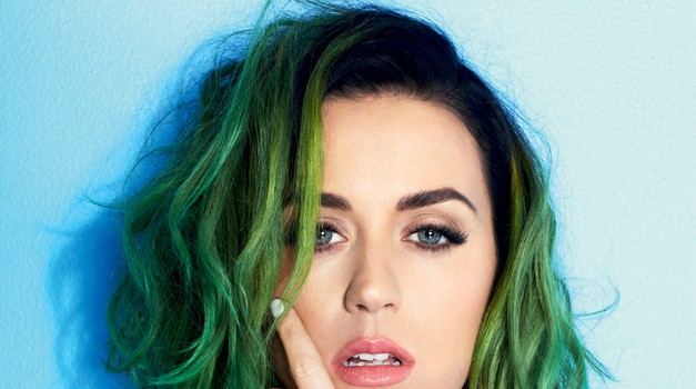 Drzna, predrzna Katy Perry (foto: Matt Jones)