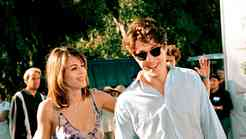 Hugh Grant in Elizabeth Hurley: Neverjetno močna zvezdniška vez