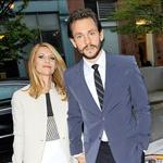 Claire in njen soprog, angleški igralec in model Hugh Dancy, živita v New Yorku, ki ga obožujeta.  (foto: Profimedia, Splash News)