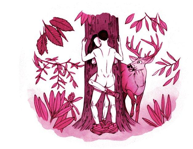Robin Hood te reši pohote (najboljši seks položaj meseca junija) (foto: getty images, Michael Hoeweler)