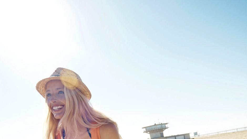 Lepa in zdrava pod sončnimi žarki (foto: Getty images)