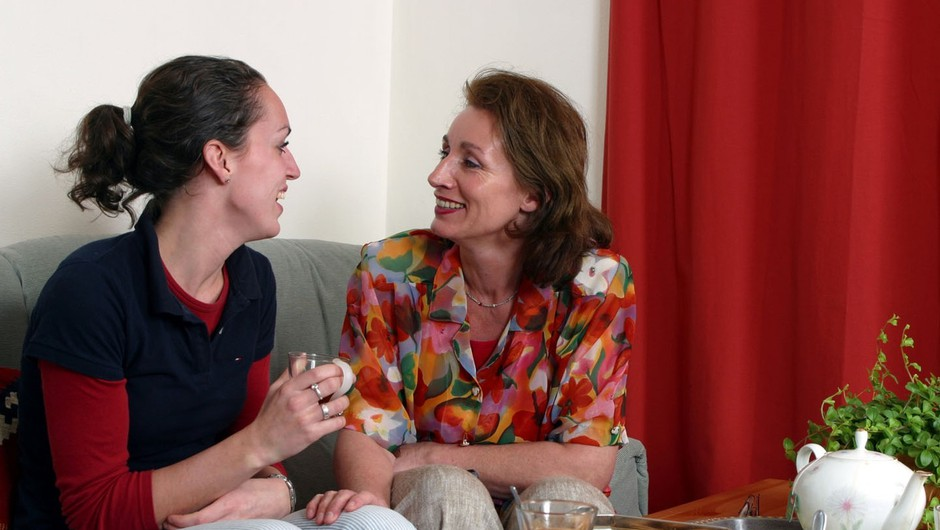 3 zdravstvena vprašanja, ki jih moraš zastaviti mami (foto: Profimedia)