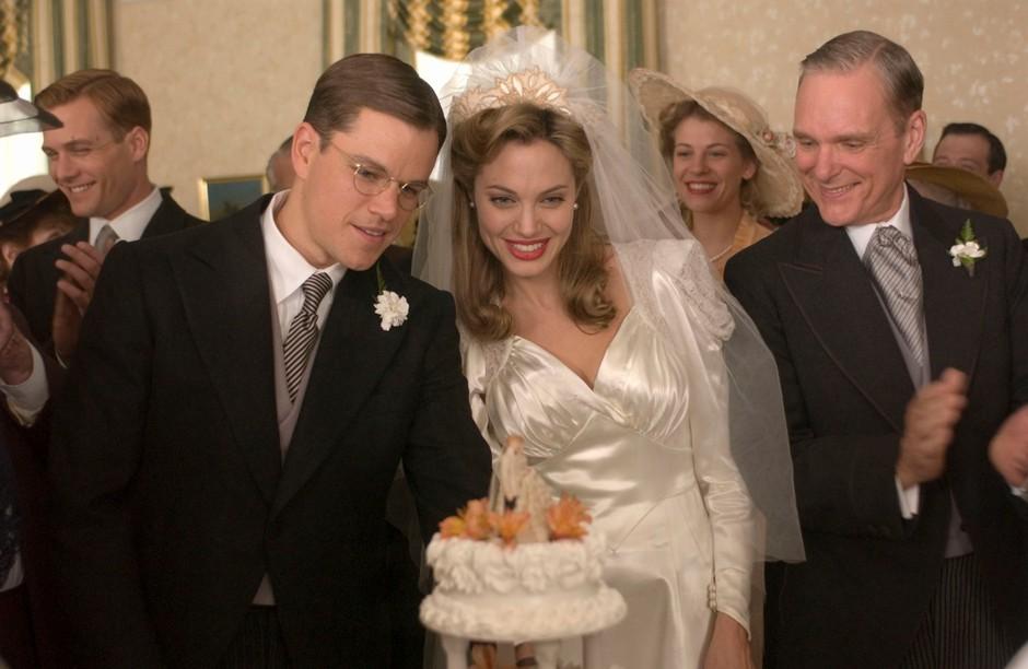 Iz filma Good Shepherd (2006) z Mattom Damonom