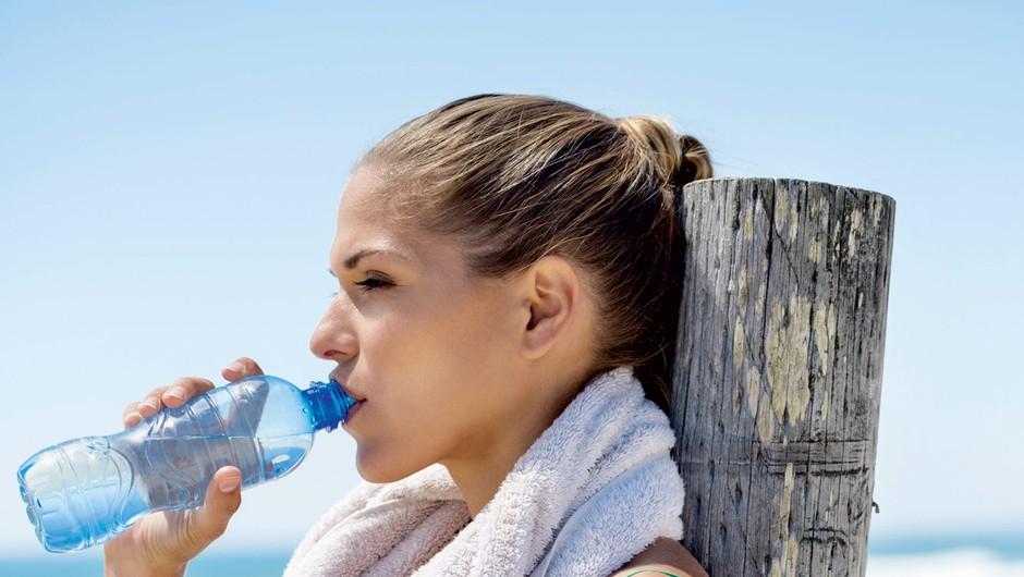 Zakaj si zaradi vode pametnejša? (foto: Getty images)